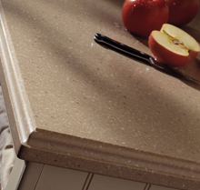 Solid Surface Countertop Room Scene