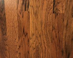 Engineered 3 inch Kendall Plank Hickory Saddle