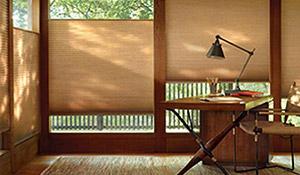 Elegant window fashions by Hunter Douglas