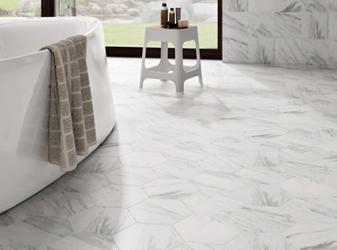 Porcelain Floor